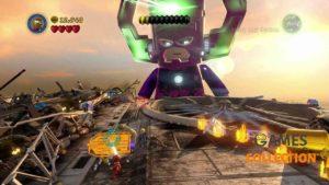 LEGO: Marvel Super Heroes (PS3)