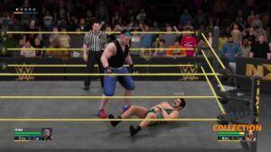 WWE 2k16 (Xbox One)