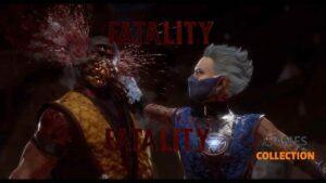 Mortal Kombat 11: Aftermath (PS4)