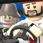 LEGO Indiana Jones (XBOX360) Б/у