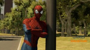 The Amazing Spider-Man (XBOX360)