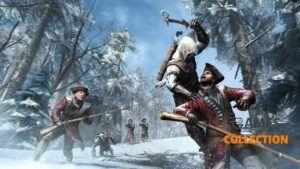 Assassin's Creed III (XBox 360) б/у лицензия