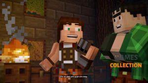 Minecraft Story Mode (XBox One) Season 2 Pass Disc