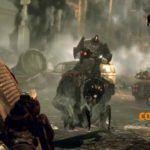 Gears of War 2 (XBOX360) Лицензионный (Б/У)