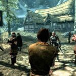 The Elder Scrolls V: Skyrim (XBOX360) Б/У