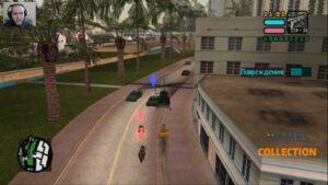 Grand Theft Auto: Vice City (PS2)