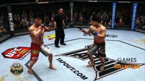 UFC 2010: Undisputed (XBOX360)