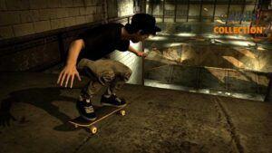 Tony Hawk's: Pro Skater 3 (PS2)