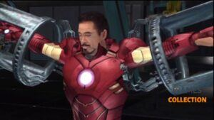 Iron Man 2: The Video Game (XBOX360)