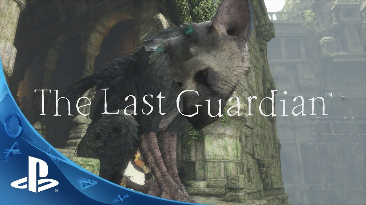 The Last Guardian Последний хранитель Collector's Edition (PS4)