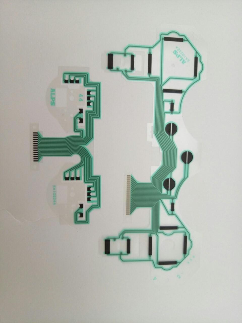 PS3 контактный шлейф джойстика (DUALSHOCK 3)  2в1