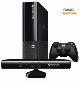 XBOX 360 E FREEBOOT 500GB + KINECT + 80 ИГР В ПОДАРОК