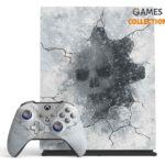 MICROSOFT XBOX ONE X 1 TB GEARS 5 + Game Pass/Xbox Live (Без игры)