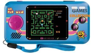 Ms Pacman Pocket Player