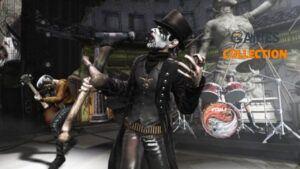 Guitar Hero Metallica (2009) (XBOX360)