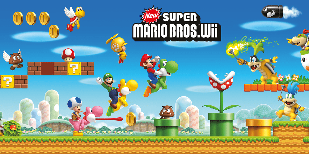 New Super Mario Bros. U выйдет на Nintendo Switch