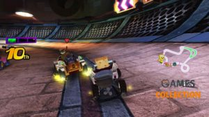 Nickelodeon Kart Racers (XBox One)