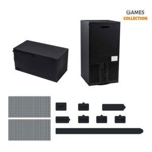 DOBE TYX-0670 Комплект для защиты от пыли для Xbox Series X