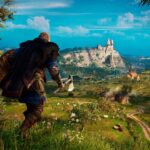 Assassin's Creed: Valhalla (PS4) Б/У