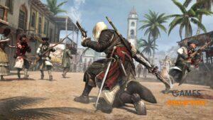 Assassin`s Creed IV: Black Flag Buccaneer Edition (PS3) (Русская версия)