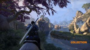 The Elder Scrolls Online: Tamriel Unlimited (PS5)