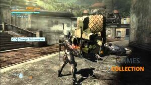 Metal Gear Rising (XBOX360)