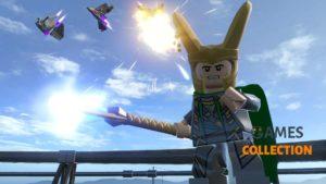 LEGO: Marvel Мстители (Xbox One)