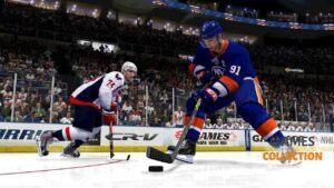 NHL Legacy Edition (XBOX 360)