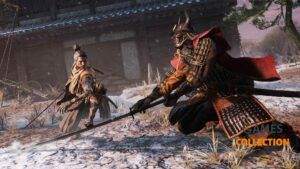 Sekiro: Shadows Die Twice (PS4) Б/У