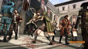 Assassin's Creed: Братство Крови (Xbox 360)