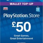 КАРТА ОПЛАТЫ 50 USD (USA) PLAYSTATION NETWORK