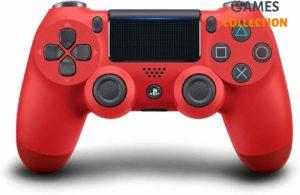 DUALSHOCK 4 - RED V2 (PS4)