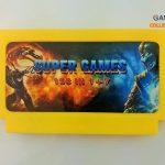 Super Games 198 in 1+7 (Катриджи Dendy)
