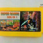 Super Games 500 in 1 (Катриджи Dendy)