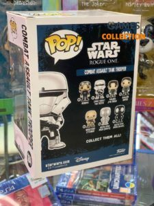 POP Assault Tank Trooper Star Wars 184 (Фигурка)