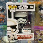 POP Star Wars First Order Stormtrooper 74 (Фигурка)