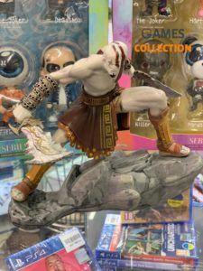 God of War Ascension Kratos Statue (Фигурка)
