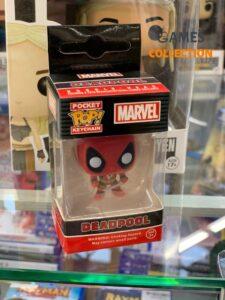 Pop Deadpool (Брелок)