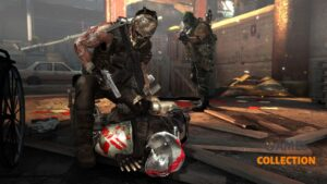 Army of Two: The 40th Day (XBOX360) Б/у
