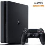 PS4 Slim 500GB +2 Джойстика