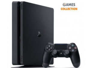 PS4 Slim 500GB + 2 Джойстика