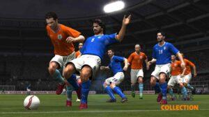 Pro Evolution Soccer 2009 (PS3) Б/У