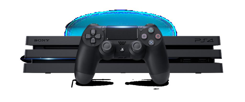 PS4 Pro 2Tb