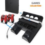 PS4 SLIM PRO подставка для приставки PS 4 TP4-882