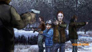 The Walking Dead: Season Two (PS3)