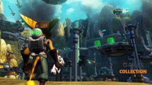 Ratchet & Clank: Tools of Destruction (PS3)