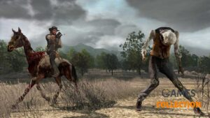 Red Dead Redemption: Undead Nightmare (XBOX360)