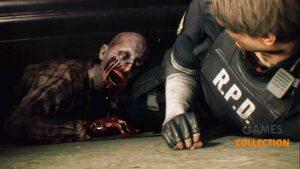 Resident Evil 2 (PS4) Б/У