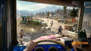 Far Cry 5: Deluxe Edition (Xbox One)