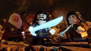 LEGO: The Hobbit (XBOX360) Б/У